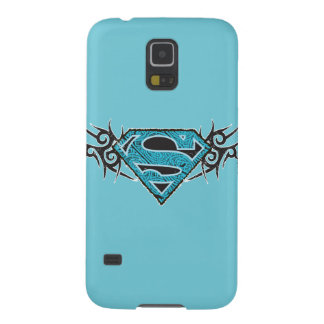 Supergirl Tribal Pattern Logo Case For Galaxy S5