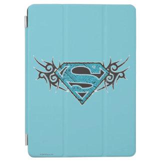 Supergirl Tribal Pattern Logo iPad Air Cover