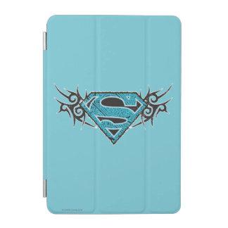 Supergirl Tribal Pattern Logo iPad Mini Cover