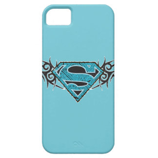 Supergirl Tribal Pattern Logo iPhone 5 Cover