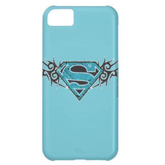 Supergirl Tribal Pattern Logo iPhone 5C Cases