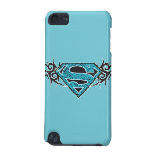 Supergirl Tribal Pattern Logo iPod Touch 5G Cover