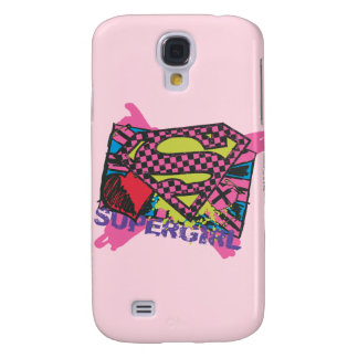 Supergirl X Galaxy S4 Cover