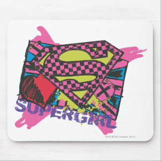 Supergirl X Mouse Pad