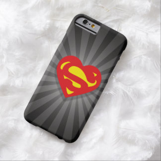 Superhart Funny Barely There iPhone 6 Case