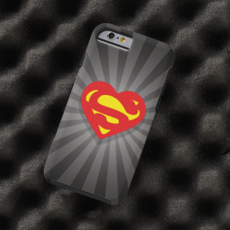 Superhart Funny Tough iPhone 6 Case