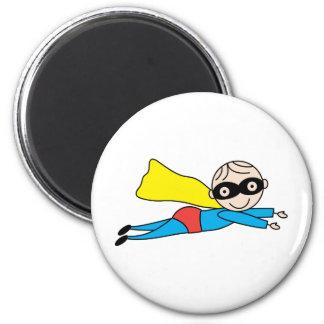 Superhero 2 Inch Round Magnet