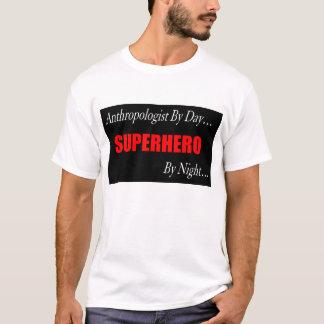 Superhero Anthropologist T Shirt