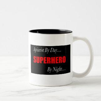Superhero Apiarist Coffee Mug