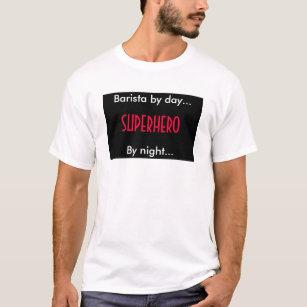 7bd353f4cb Starbucks Barista T-Shirts - T-Shirt Design & Printing | Zazzle