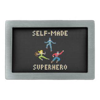 Superhero Belt Buckle