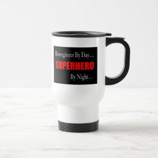 Superhero Bioengineer Travel Mug