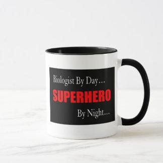 Superhero Biologist Mug
