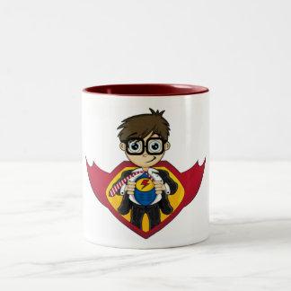 Superhero Boy Mug