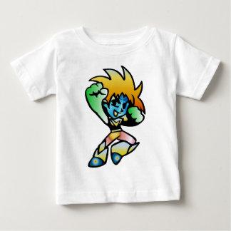 Superhero Captain Quasar Baby T-Shirt
