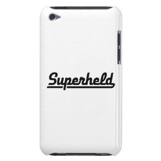 Superhero Barely There iPod Cases