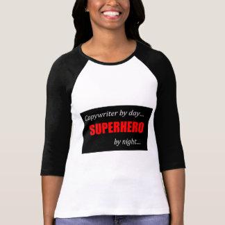 Superhero Copywriter T Shirts