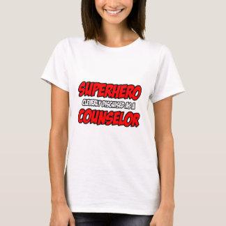 Superhero...Counselor T-Shirt