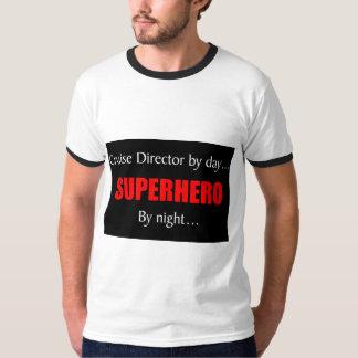 Superhero Cruise Director T-Shirt