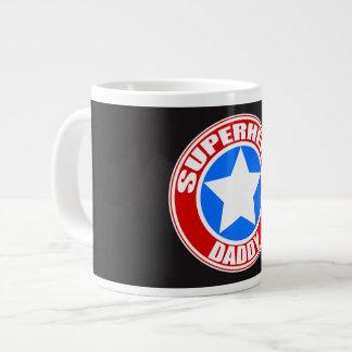 Superhero Daddy Jumbo Mug