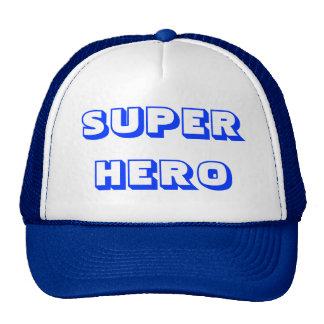 SUPERHERO, Designs By Che Dean Trucker Hat