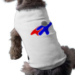 Superhero Dog Tshirt