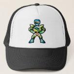 Superhero Duke Quantum Trucker Hat