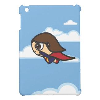 Superhero Girl iPad Mini Case