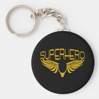 Superhero Keychains