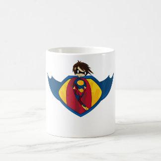 Superhero Logo Coffee Mug