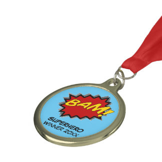 Superhero Medal