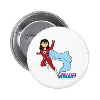 Superhero - Medium Pinback Button