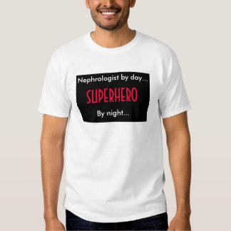Superhero Nephrologist Tee Shirt