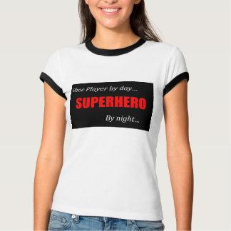 Superhero Oboe Player T-Shirt
