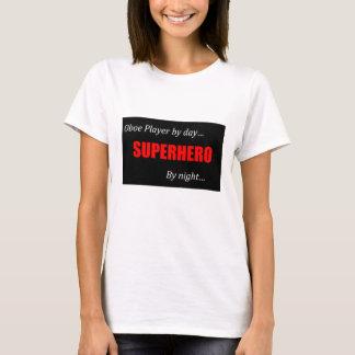 Superhero Oboe T Shirt