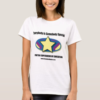Superhero of Education T-Shirt