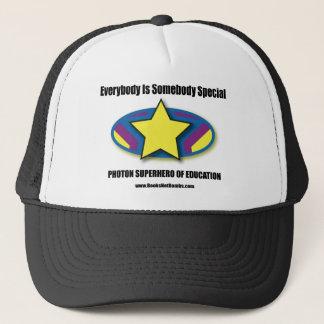 Superhero of Education Trucker Hat