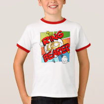 Superhero Ring Bearer T-Shirt