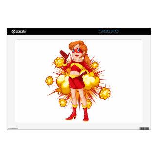 Superhero Laptop Decals