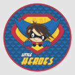 Superhero Sticker Sheet