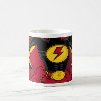 Superhero Suit Coffee Mug