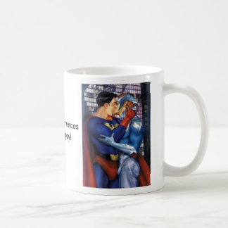 superhero, superhero, Even Superheroescan be gay! Coffee Mug
