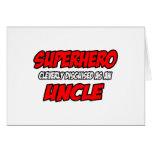 Superhero...Uncle Card