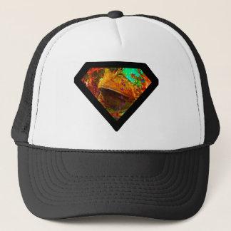 Superhero Vegas Frog Trucker Hat