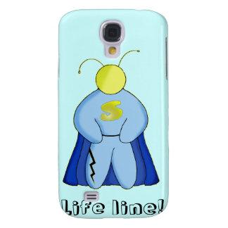 Superhéroe Funda Para Galaxy S4