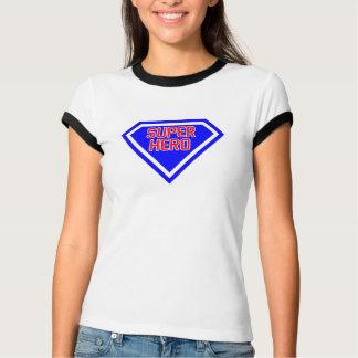 superhéroe playera