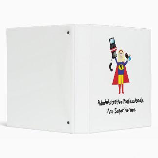 "Superhéroe profesional administrativo sistema de p carpeta 1"""