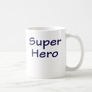 Superhéroe Taza De Café