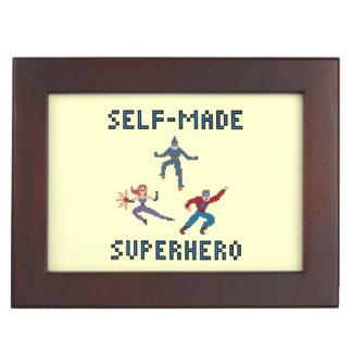 Superheroes Keepsake Box