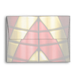 Superheroes - Red and Gold Envelopes